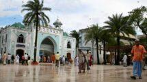 হযরত শাহ জালাল ইয়ামনী রহমতুল্লাহি আলাইহি এর মাজার