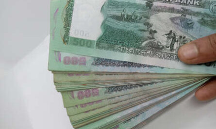 Bangladeshi money