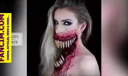 HOLLYWOOD MOVIE Special Effects Makeup Transformations