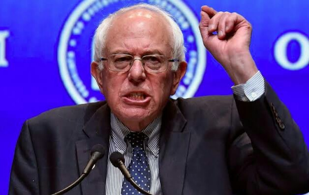 The U.S. Must Stop Being an Apologist for Israel: Bernie Sanders