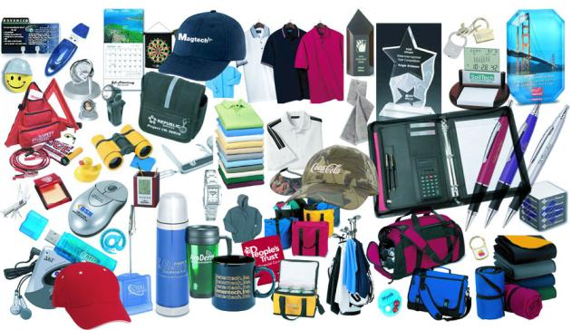 some promotional products